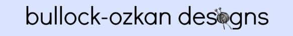 Bullock-Ozkan Designs logo